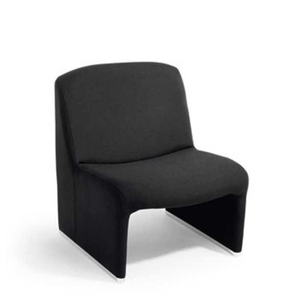 Sofá individual sem braços