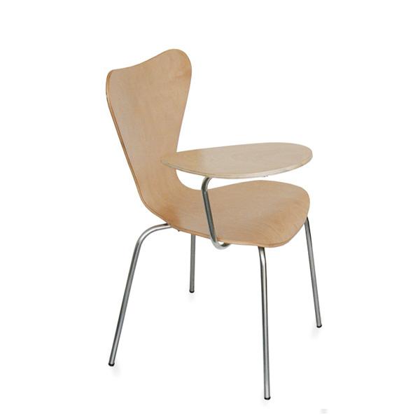 Cadeira Series 7 com superfície de escrita