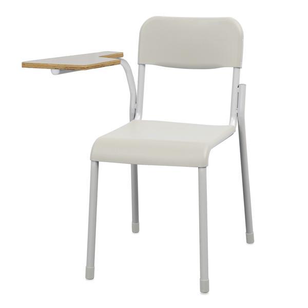 Cadeira MAIS com superfíce de escrita