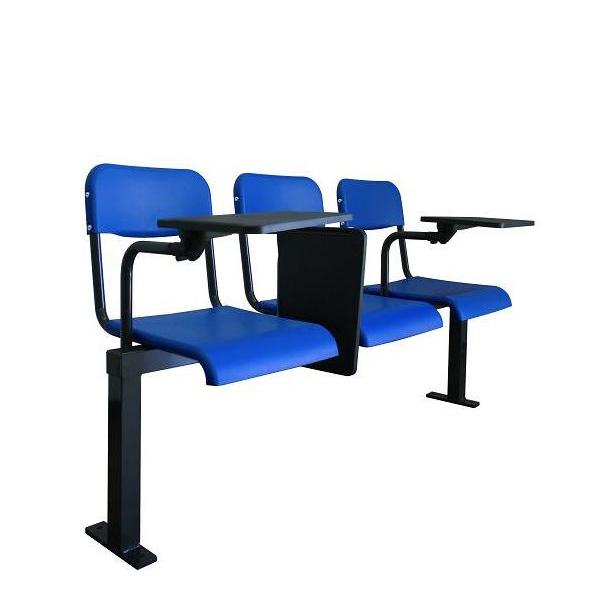 Cadeira MAIS em viga com superfície de escrita