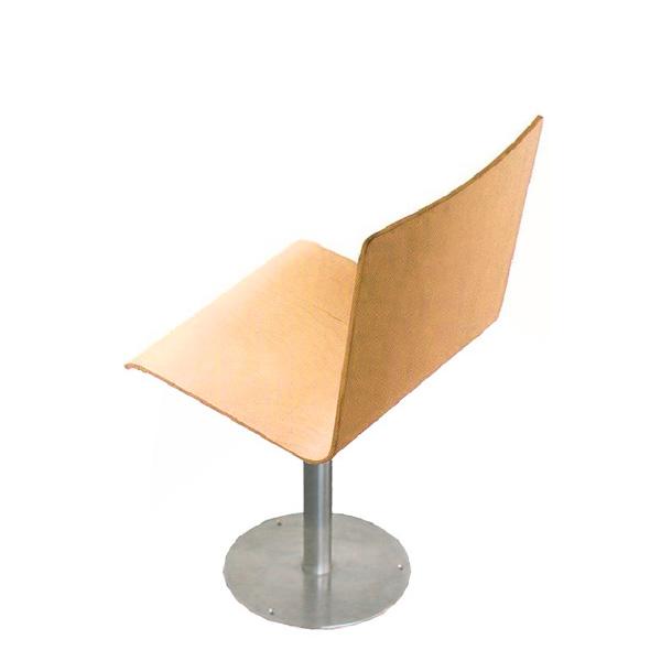 Cadeira de auditório RETA
