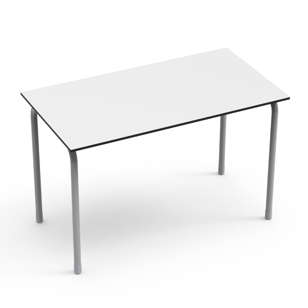 Desk 21 U - Rectangular Doble