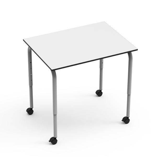 Desk 21 U - Rectangular Individual