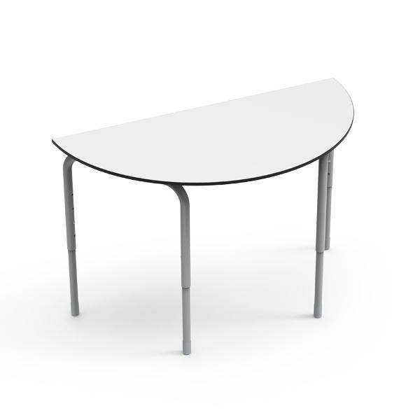 Desk 21 U - Semicircular